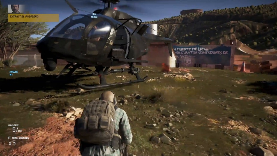 Tom Clancy's Ghost Recon Wildlands Available Now