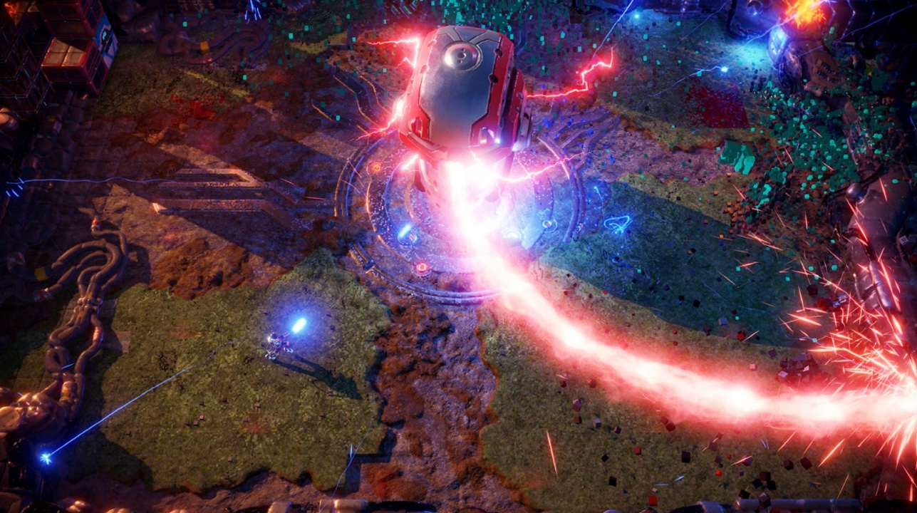 Nex Machina Review