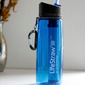 Lifestraw drinkfles
