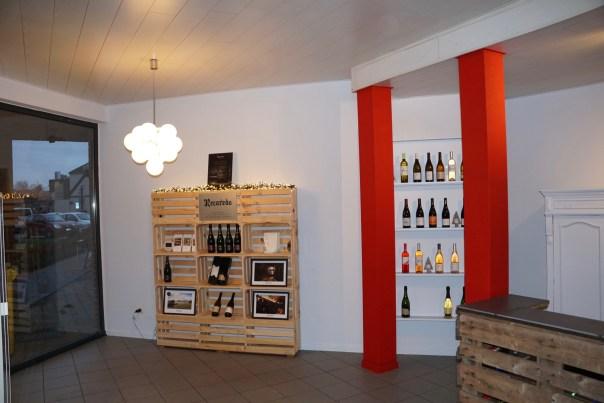De nieuwe winkel van Duurzame Wijnen