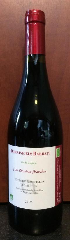 Les Bruyères Blanches 2012 - Els Barbats