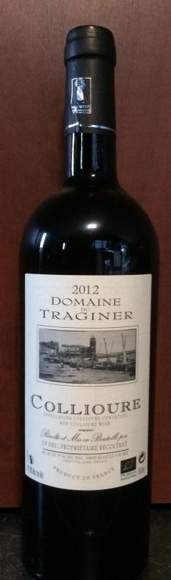 Collioure Foudre 2012 - Traginer