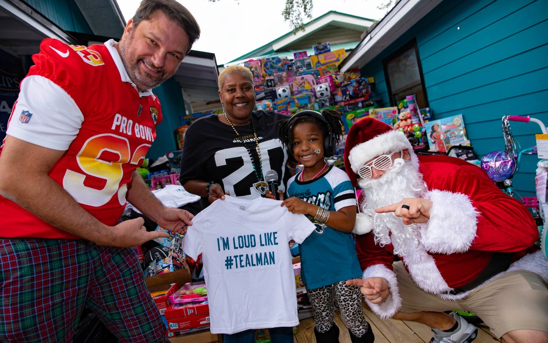 Tailgating for Toys (2018)