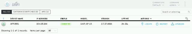 Como monitorar dispositivos UNIFI UBIQUITI no zabbix – Parte 3