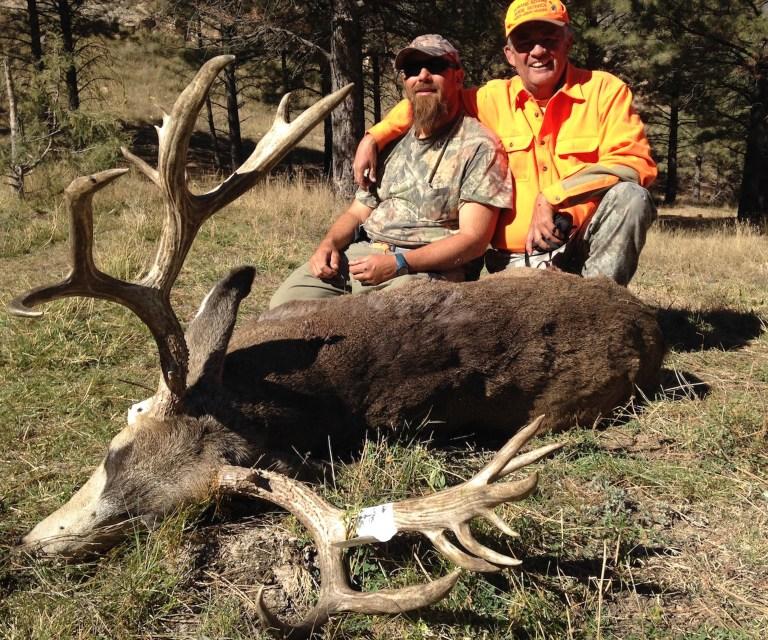 Kaibab Mule Deer