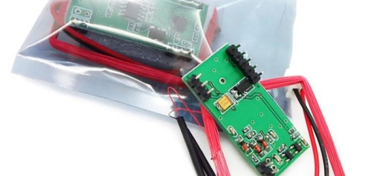 Rangkaian Pembaca RFID Atmega32