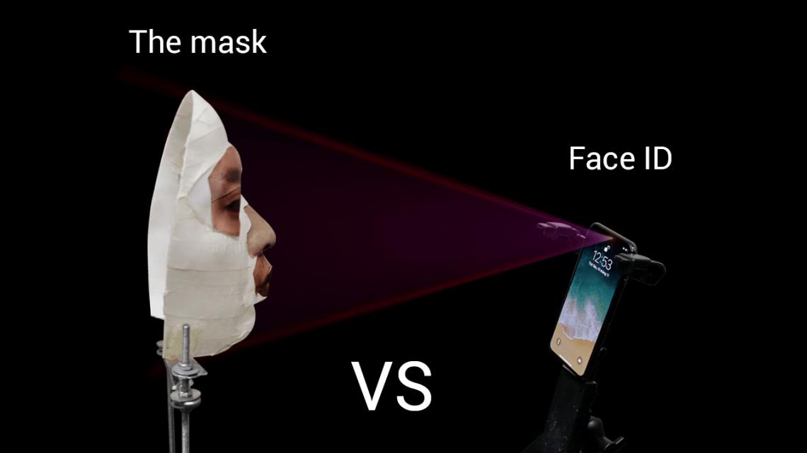 Tin nóng: Bkav dùng mặt nạ qua mặt Face ID trên iPhone X