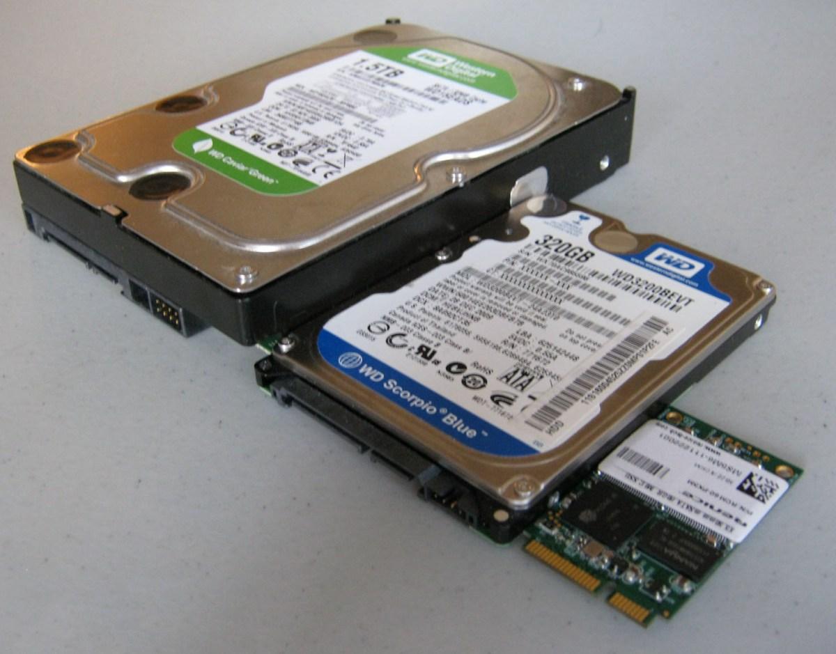 Cách kiểm tra sức khỏe HDD,SSD của bạn