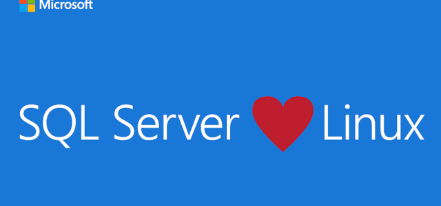 SQL Server 2016 có thể chạy trên HĐH Linux