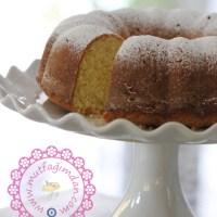 Çırpılmış Krema ile Kek - Süt Kremalı (Çiğ Kremalı) Kek