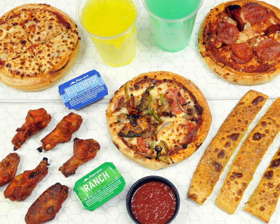 Order Pizza Hut Jamaica Jamaica Ave Delivery Online New York City Menu Prices Uber Eats