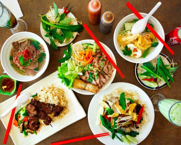 Toronto Vegan Restaurant Guide Saigon Lotus