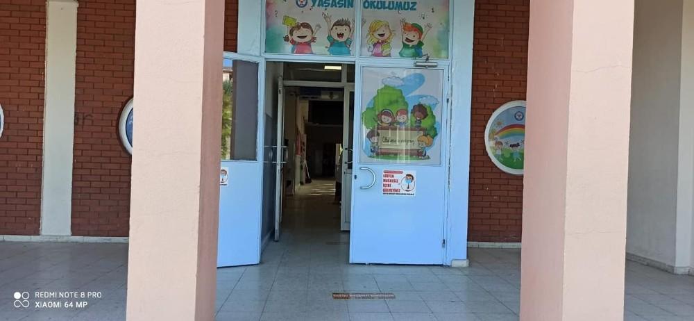 23 Nisan İlkokulu tüm hazırlıkları tamamladı