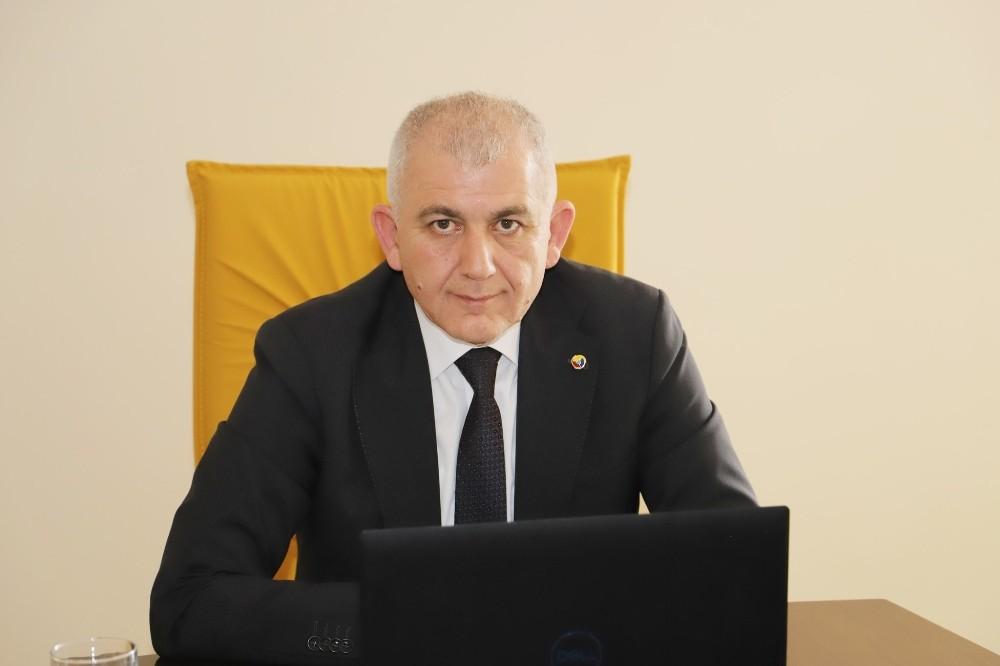 """DTSO Başkanı Şahin """"Proje okullarımız ile gurur duyduk"""""""