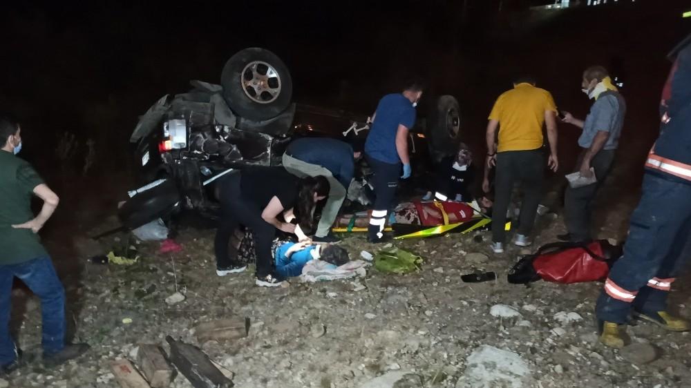 Düzce'de 2 ayda 505 trafik kazası meydana geldi