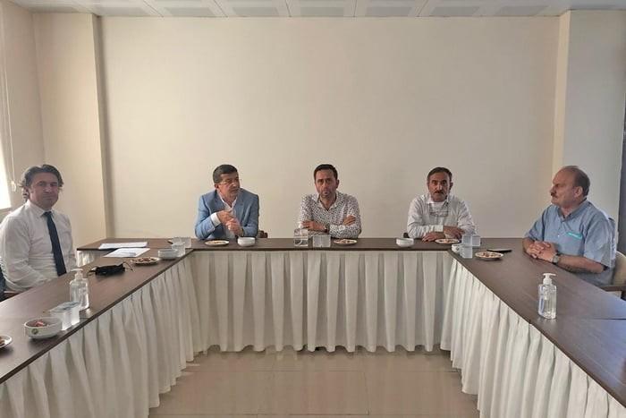 Akçakoca'da amenajman planları bilgilendirme toplantısı yapıldı
