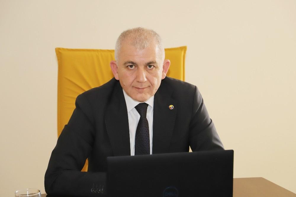 """DTSO Başkanı Şahin """"21 yıldır acımız taze"""""""