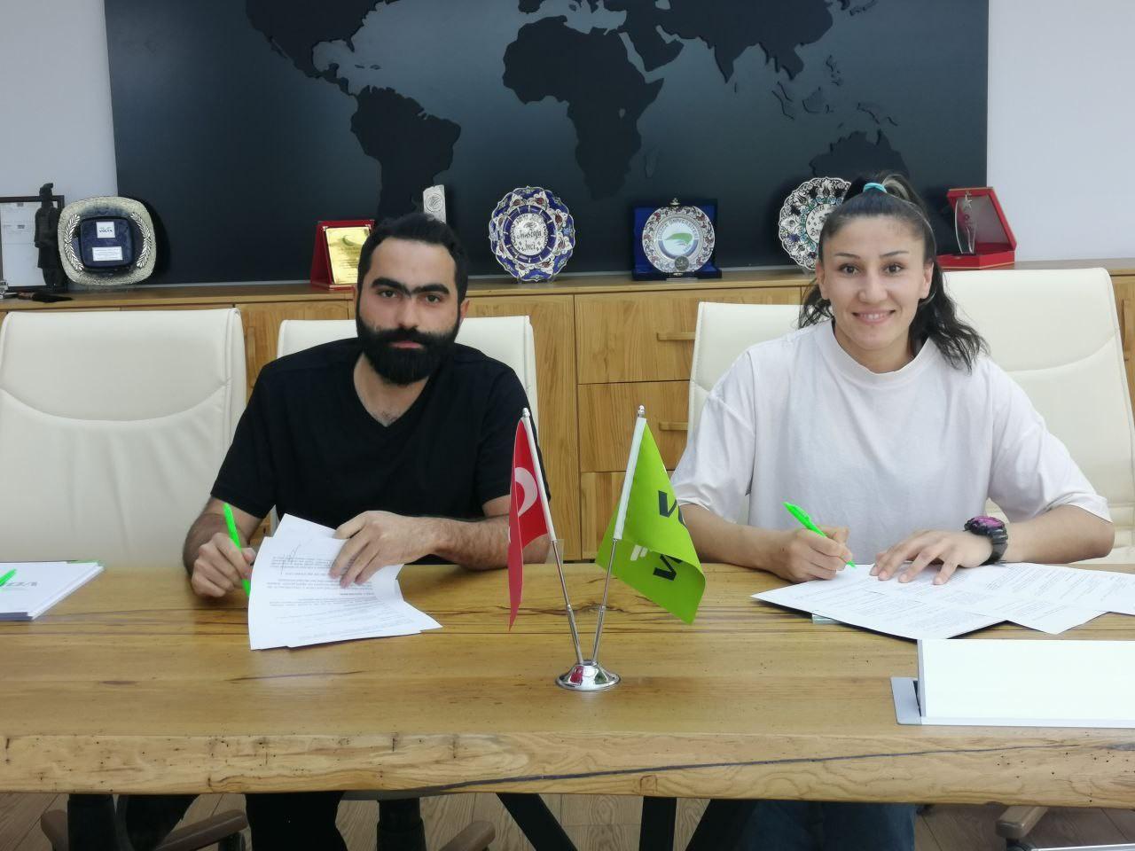 Dünya Şampiyonuna Türkiye lideri firmadan destek