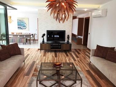 Lounge Plus laminate - Swiss Maple