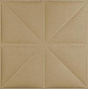 Triangles -beige