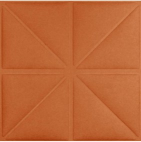 Triangles -orange