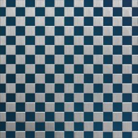 ColourTex Blue Checks
