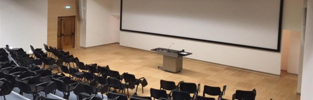 Malta university auditorium