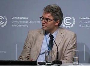CCL Global Strategy Director Joe Robertson