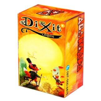 Диксит 4: Истоки. Dixit 4: Origins. (ПнП)
