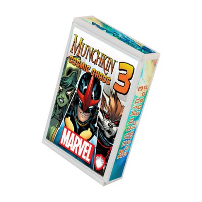 Манчкин Марвел: Marvel Edition 3 «Cosmic Chaos» АНАЛОГ