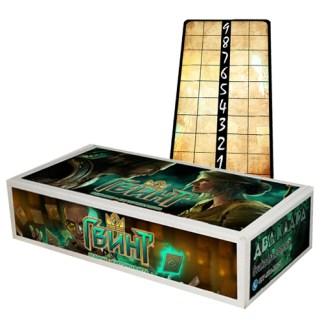 Коробка и планшет для игры Гвинт