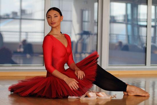 Украинская балерина попала в книгу рекордов Гиннеса, исполнив 48 фуэте