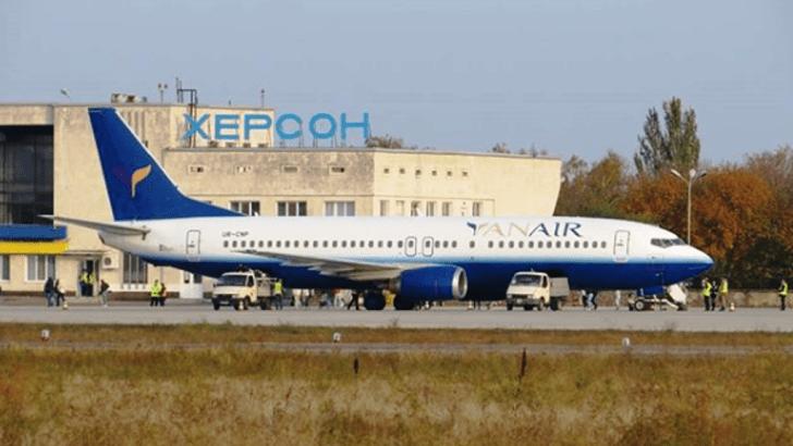 Из Херсона обещают полеты в Будапешт за 10 евро