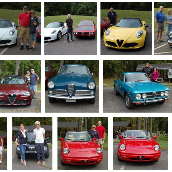 2020 Fall Picnic Cars and Couples
