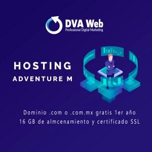 Hosting Adventure M