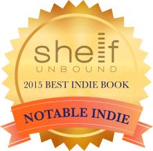 Shelf Unbound Notable indie badge