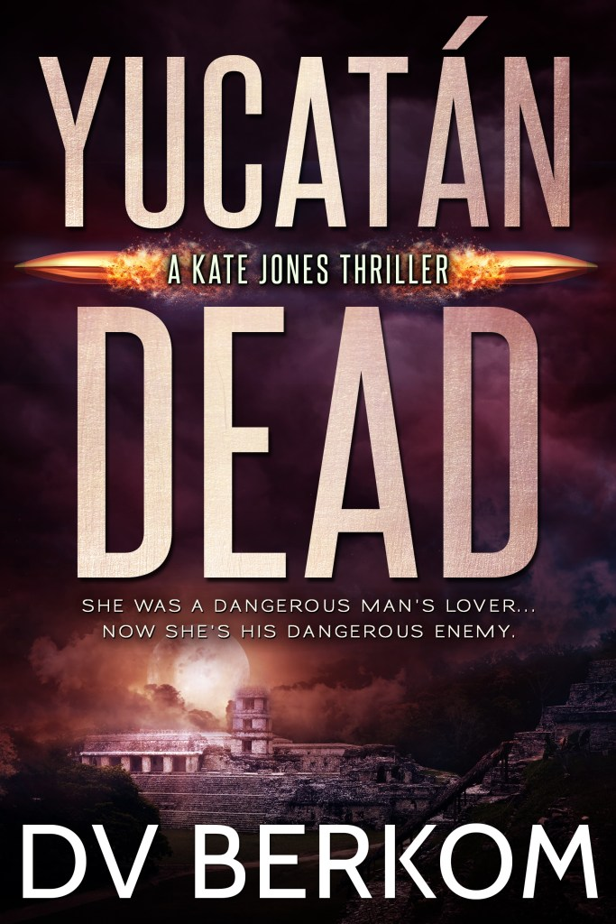 cover for Yucatan Dead