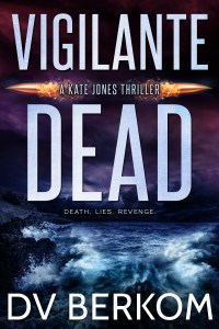 cover for Vigilante Dead