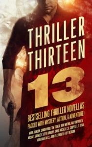 cover for Thriller 13 box set