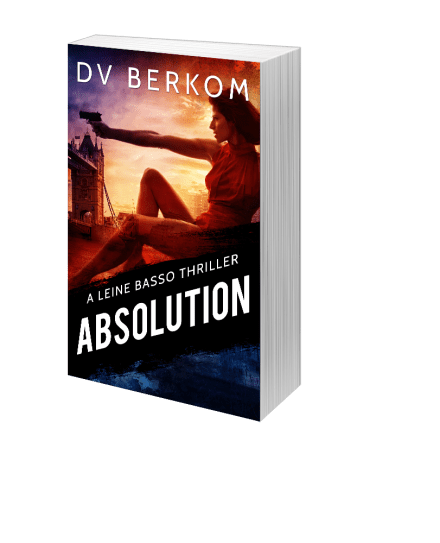 3d cover for Absolution
