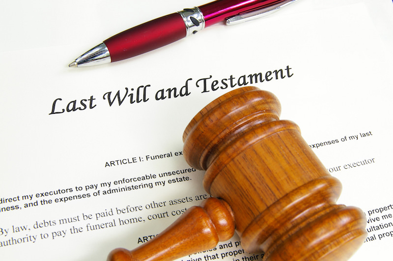 Do I Really Have to Sign My Will?