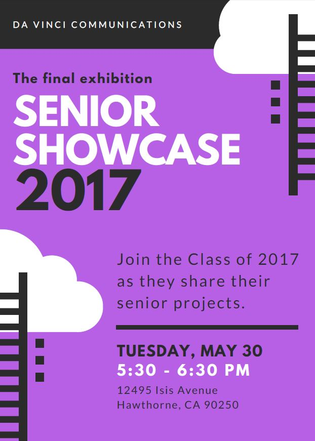 Senior Showcase