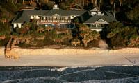 Bird's-eye view of Disney's Hilton Head Island Resort, a Disney Vacation Club Resort