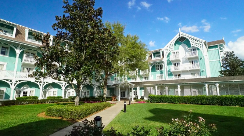 Disney Vacation Club - Beach Club Villas