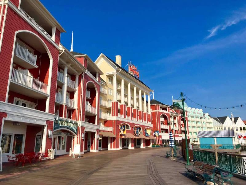 Disney's BoardWalk Villas at Walt Disney World