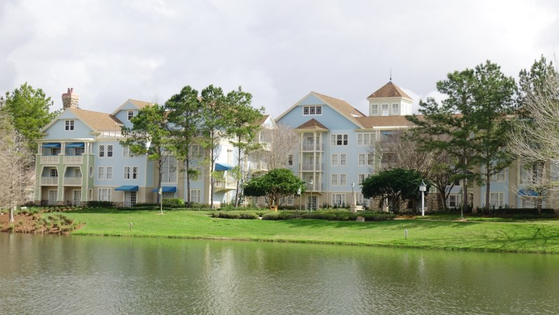 DVC Resort Hopping - Saratoga Springs