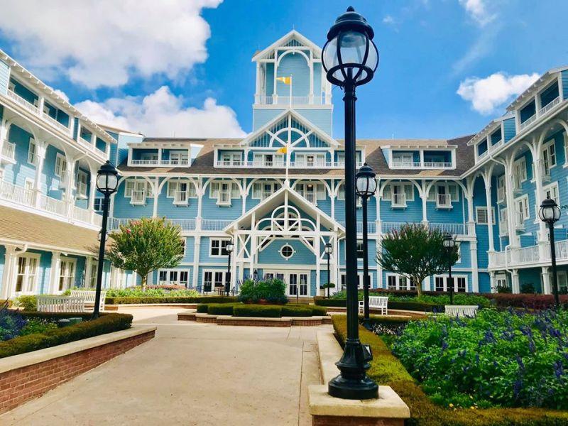 DVC 2042 - Disney's Beach Club Villas