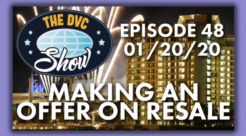 DVC Resale Offer