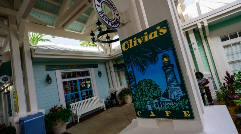 DVC Fan - Olivia's Cafe - Old Key West
