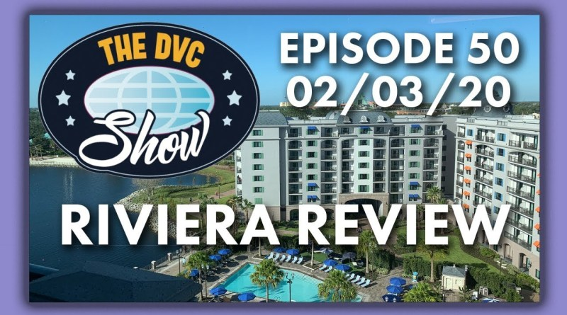 Disney's Riviera Resort Review